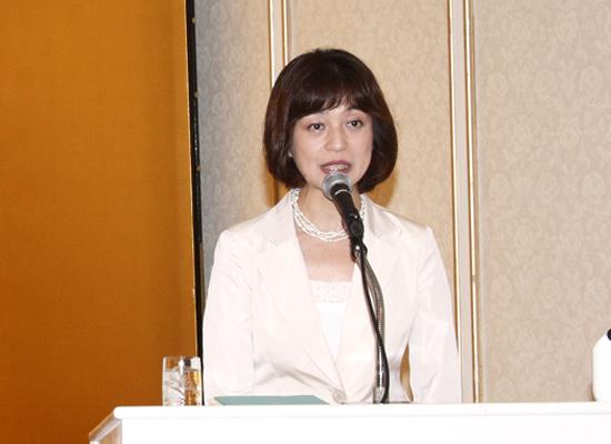 司会を務めていただいたフリーアナウンサーの石川みゆきさま